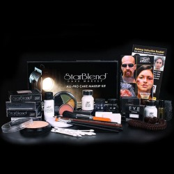 Mehron StarBlend All-Pro Cake Makeup Kit