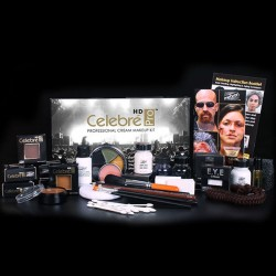 Mehron Celebre Professional Cream Makeup Kit
