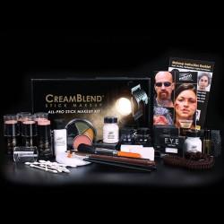Mehron CreamBlend All-Pro Stick Makeup Kit