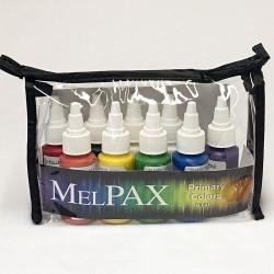 MelPAX Primary Colors Kit
