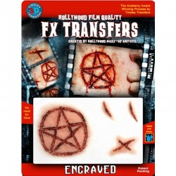 3D FX Transfers - Engraved