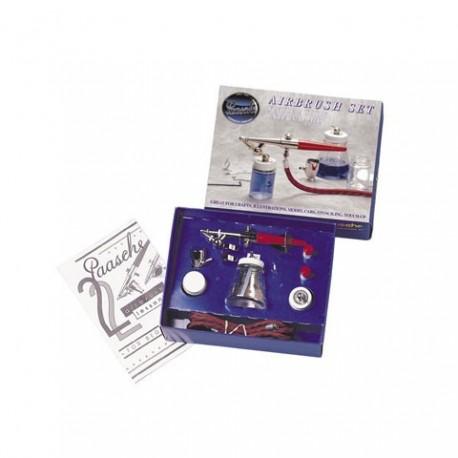 Paasche® H Airbrush Kit - Single Action