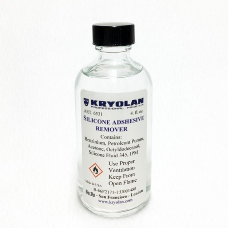 Kryolan Silicone Adhesive Remover