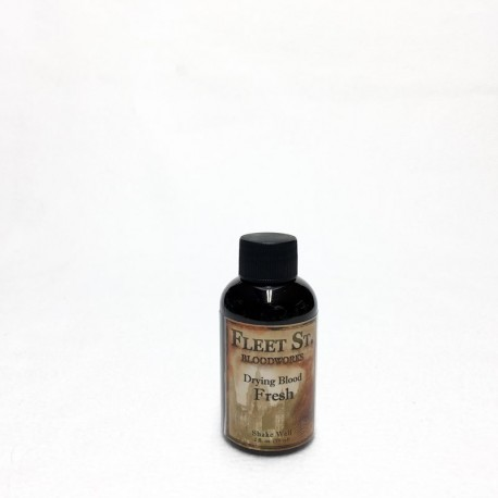 Fresh Drying Blood - 2 oz
