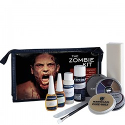 Kryolan The Zombie Makeup Kit