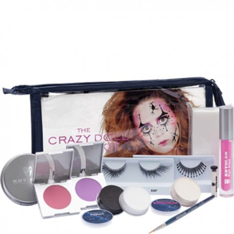 Kryolan Crazy Doll Makeup Kit