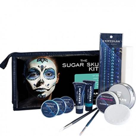 Kryolan Sugar Skull Makeup Kit