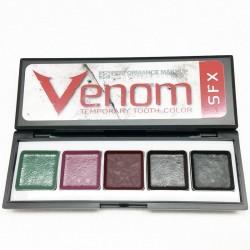 Venom Temporary Tooth Color SFX Palette