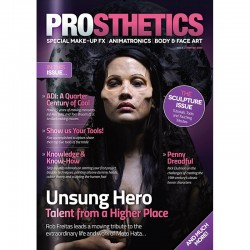 Prosthetics Magazine - Issue 2 - Winter 2015