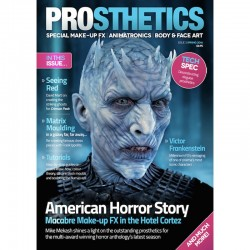 Prosthetics Magazine - Issue 3 - Spring 2016