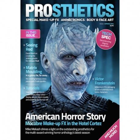 Prosthetics Magazine - Issue 3 - Spring 2016