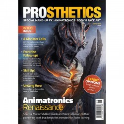 Prosthetics Magazine - Issue 5 - Winter 2016