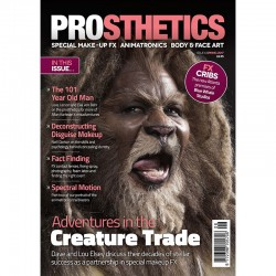 Prosthetics Magazine - Issue 6 - Spring 2017