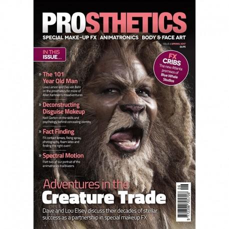 Prosthetics Magazine - Issue 6 - Spring 2017