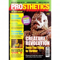 Prosthetics Magazine - Issue 8 - Autumn 2017