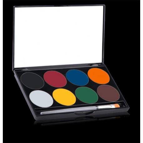 Mehron Paradise AQ - Basic Palette