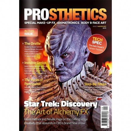 Prosthetics Magazine - Issue 9 - Winter 2017