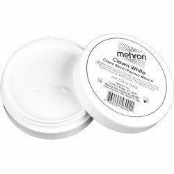 Mehron Clown White - 2.25 oz