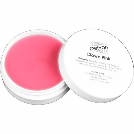Mehron Clown Pink - 2.25 oz