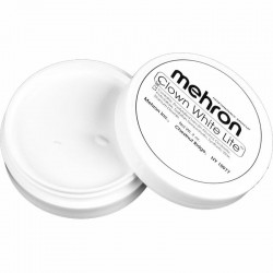 Mehron Clown White Lite - 2 oz