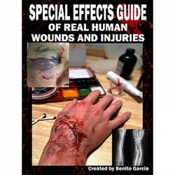 SFX Makeup Guide of Real Human Wounds and Injuries