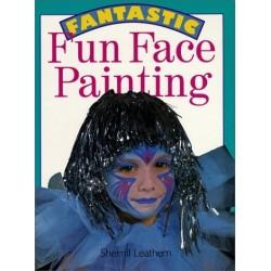 Fantastic Fun Face Painting - Hardcover Book