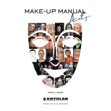 Kryolan Makeup Manual 8th Edition