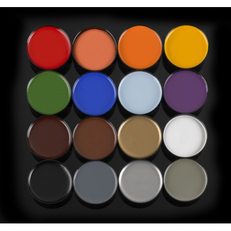 Mehron Color Cups