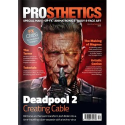 Prosthetics Magazine - Issue 12 - Autumn 2018