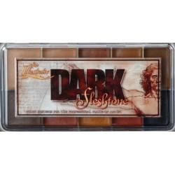 Skin Illustrator Classic Palette - Dark Fleshtone