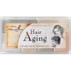 Hair Illustrator Classic Palette - Hair Aging