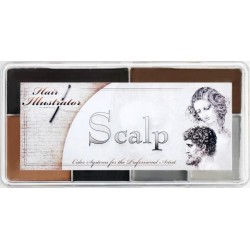 Hair Illustrator Classic Palette - Scalp