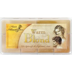Hair Illustrator Classic Palette - Warm Blond