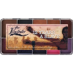 Skin Illustrator Classic Palette - 12 Years A Slave