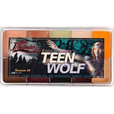 Skin Illustrator Palette - Teen Wolf