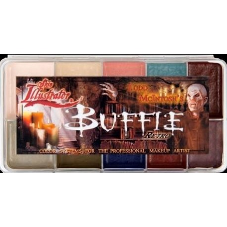 Skin Illustrator Palette - Buffie