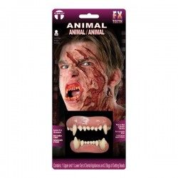 Tinsley FX Animal Teeth