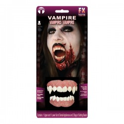Tinsley FX Vampire Teeth