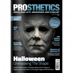 Prosthetics Magazine - Issue 13 - Winter 2018