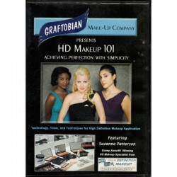 HD Makeup 101 - DVD