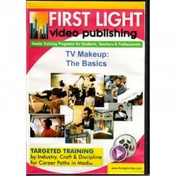 TV Makeup - The Basics - DVD