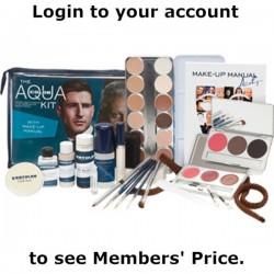 Kryolan Aquacolor Makeup Kit
