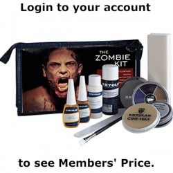 Kryolan The Zombie Makeup Kit