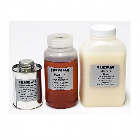 Kryolan Cold Foam Pint Kit