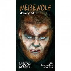 Mehron Werewolf Makeup Kit