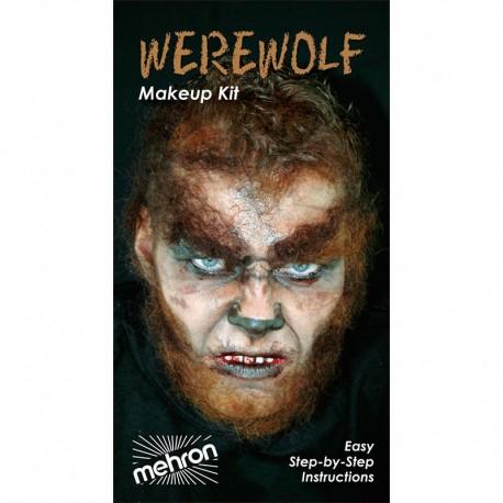 Mehon Werewolf Makeup Kit