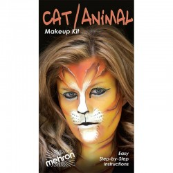 Mehron Cat/Animal Makeup Kit