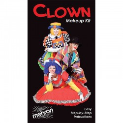 Mehon Clown Makeup Kit
