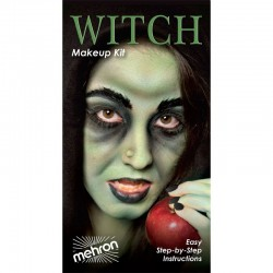 Mehon Witch Makeup Kit