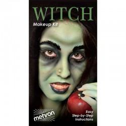 Mehron Witch Makeup Kit